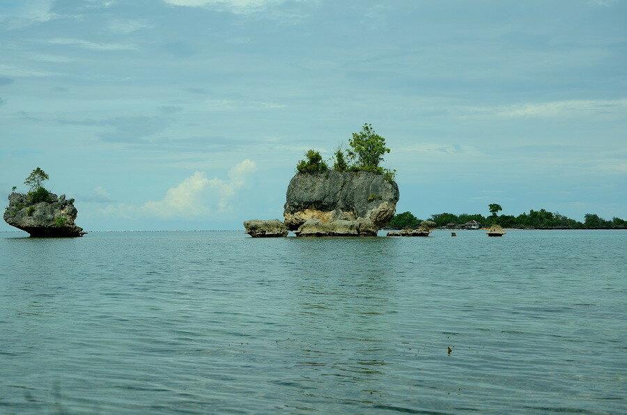 Маленькие островки