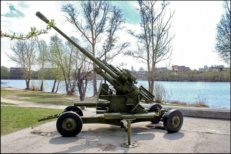 Кыштым 3111 Музей ПВО