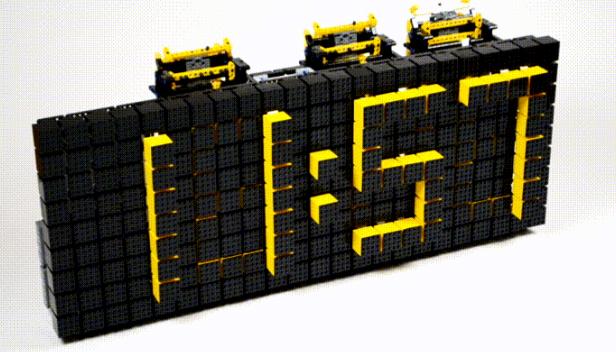 Суровые поделки из Лего
