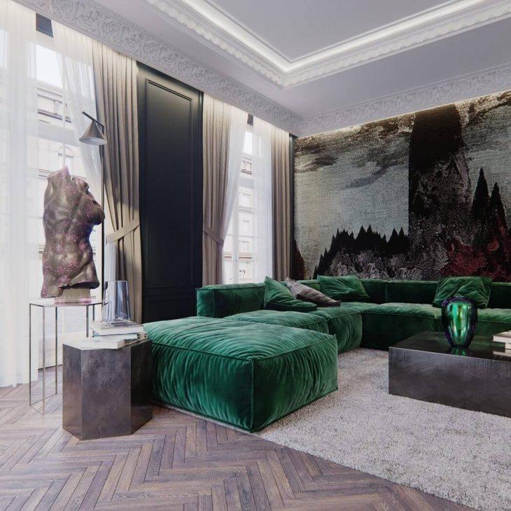 Maison Noire by Rosko Family Design