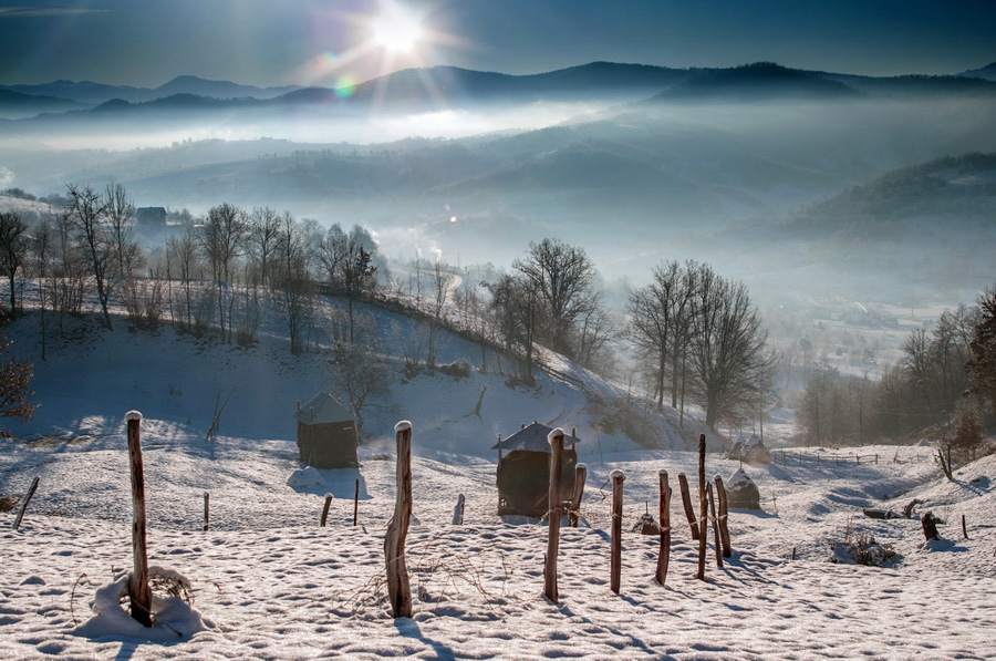 Sumptuous Photographs of Carpathians Mountains