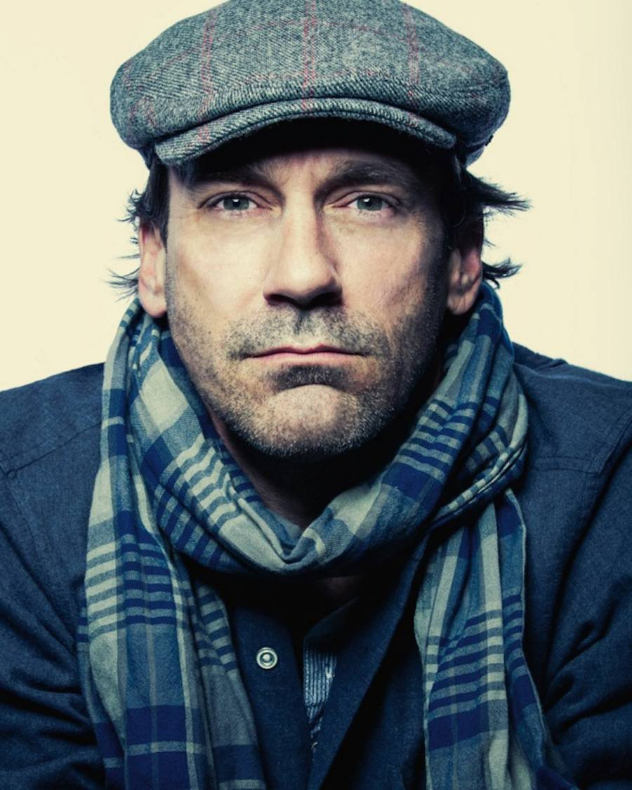 Jon Hamm, Sundance Jury Member.
