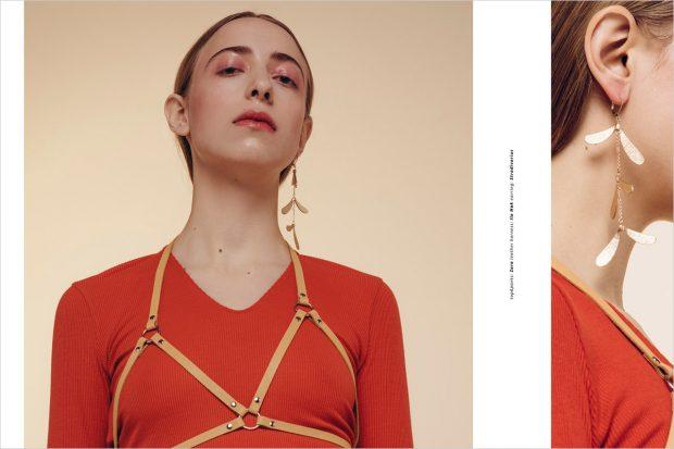 Photographer: Ania Cywinska - www.aniacywinska.com Model: Zuza at HOOK Model Agency Stylist: Agniesz