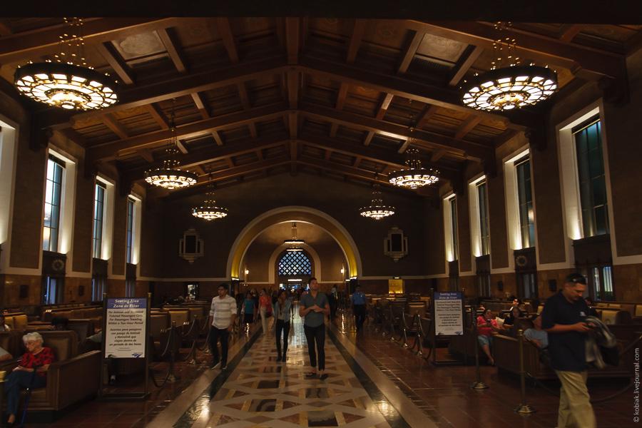 Los Angeles: город и Universal Studios