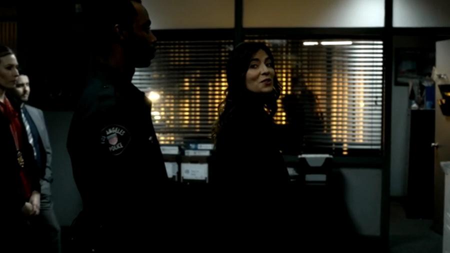 Актеры и персонажи эпизода 1.12 #TeamLucifer сериала «Люцифер»