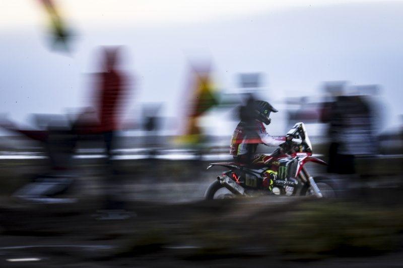Фотографии с 8-го этапа ралли Дакар 2017