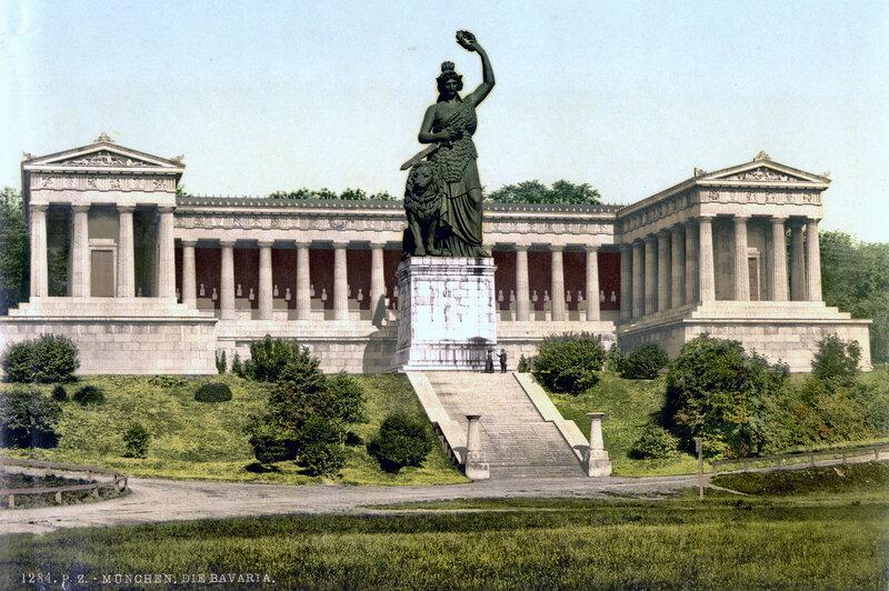 «Бавария», конец XIX века