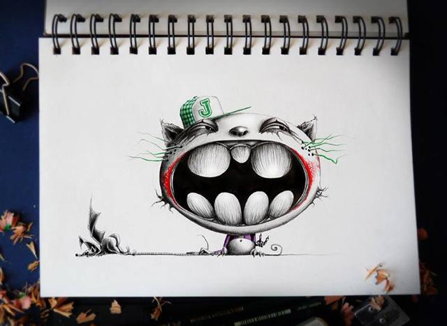 The Art of Pez - Sketchbook