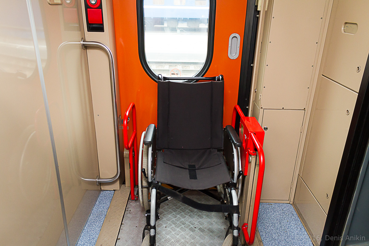 пассажирский вагон КРИ фото 13