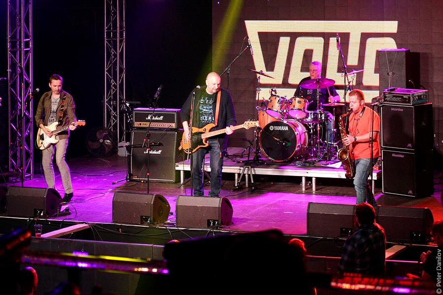 Ансамбль мотологической музыки Тайм-Аут, клуб «Volta»