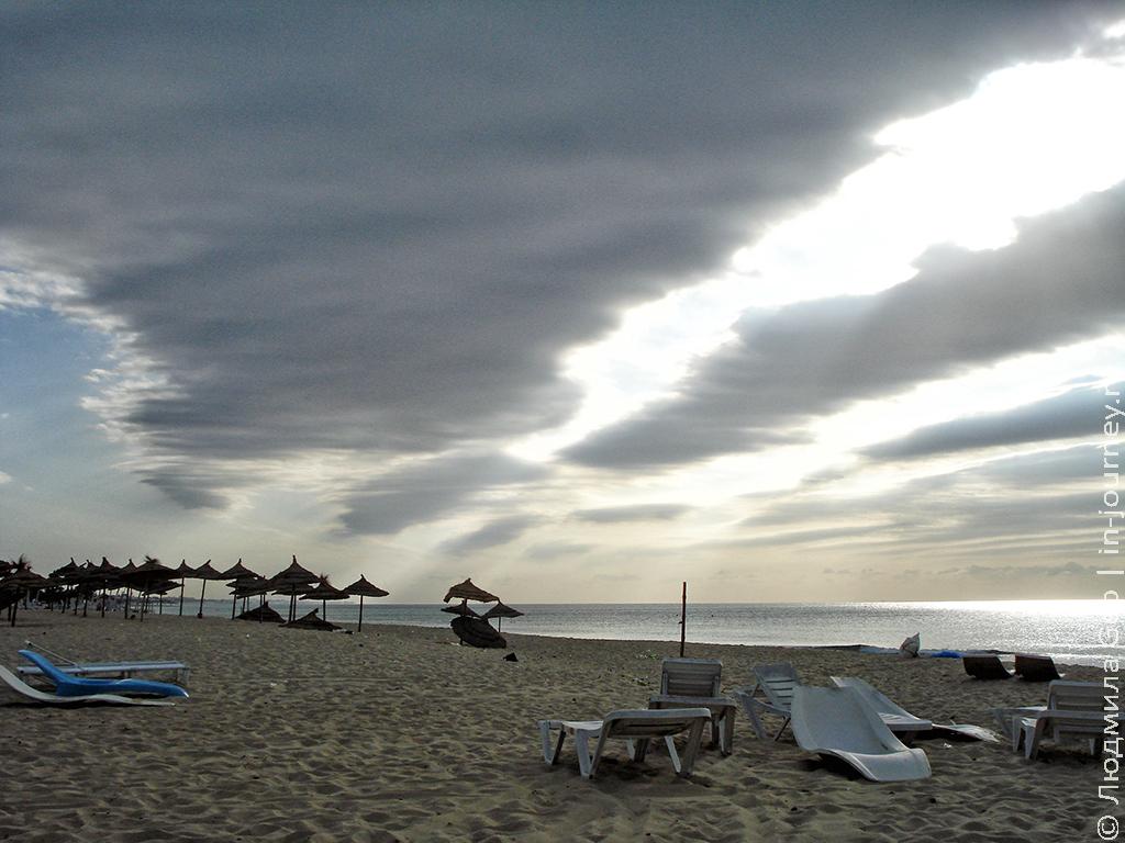 погода в Тунисе в сентябре на море
