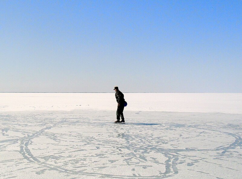 Скользим, и лёд весны ещё так крепок...SAM_6769.JPG