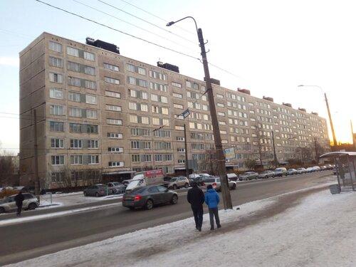 ул. Подвойского 35к1