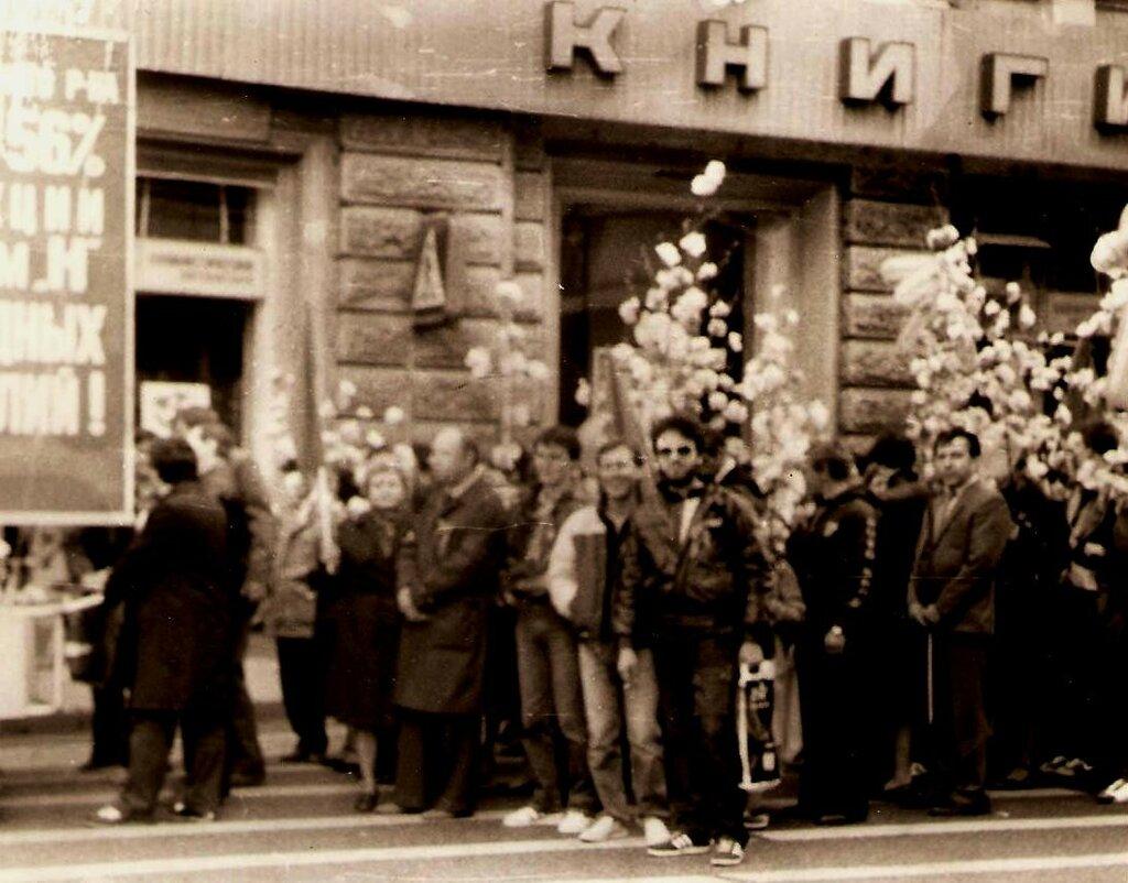 46922 Улица Кирова, 13. Первомайская демонстрация Мылкин Н.Е. 85.jpg