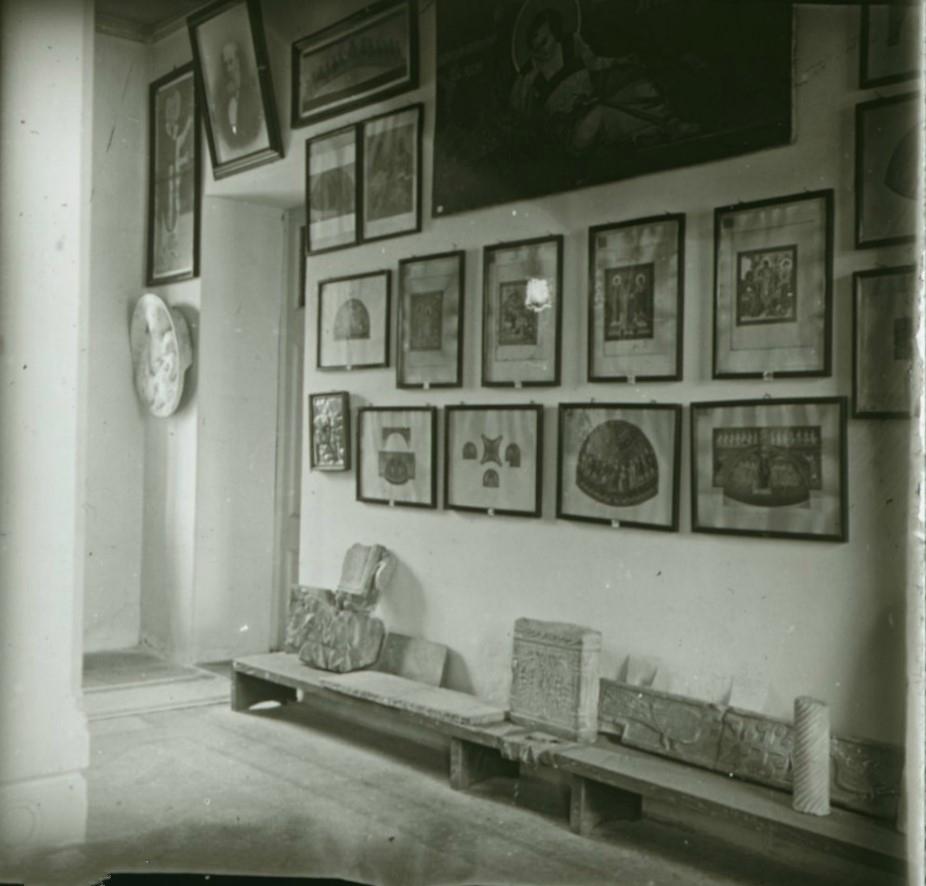 08. Вид зала Христианских древностей
