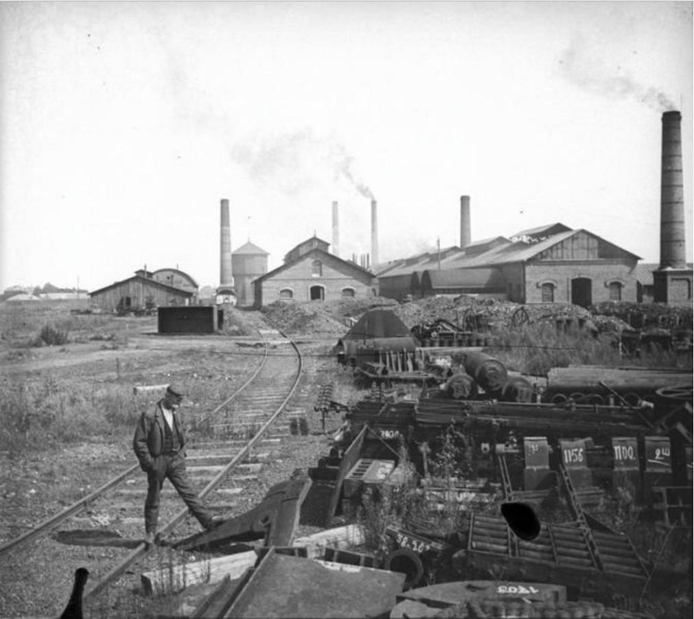 Заводская окраина