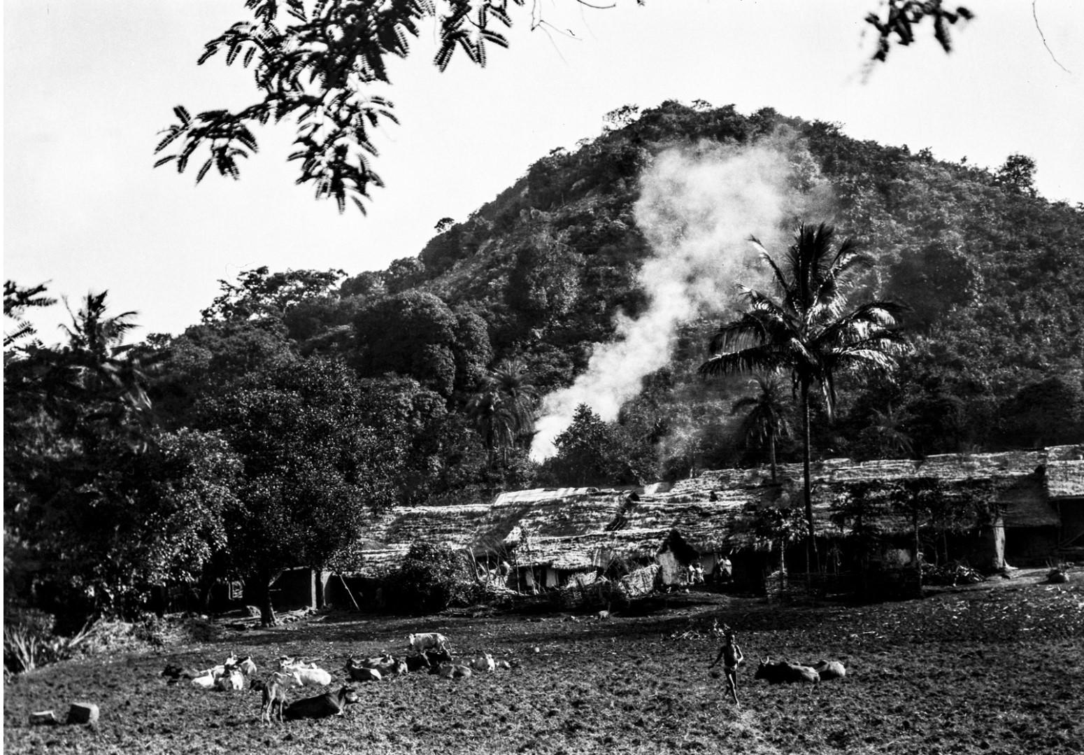 685. Серанго. Вид деревни