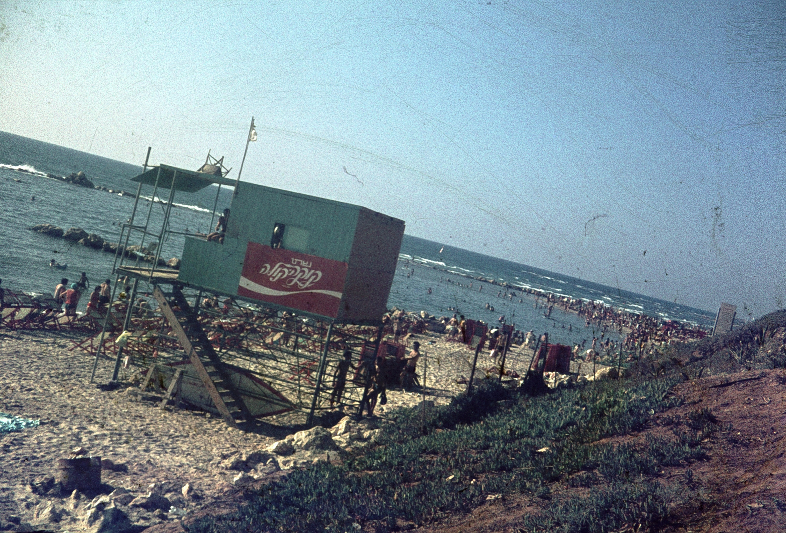 Бат-Ям. Пляж