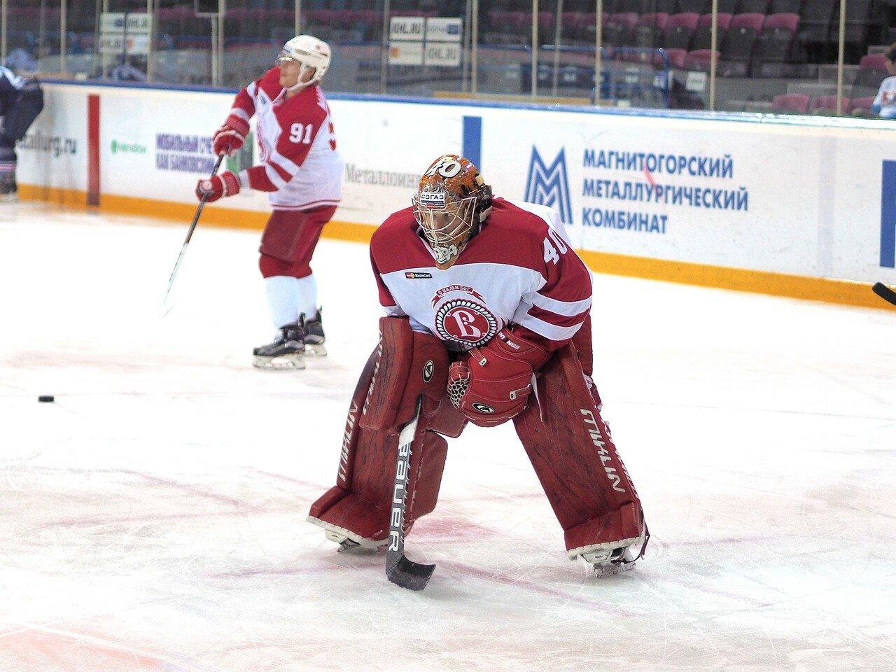 26Металлург - Витязь 25.11.2016