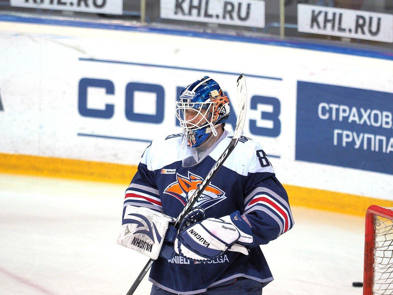 36Металлург - Витязь 25.11.2016