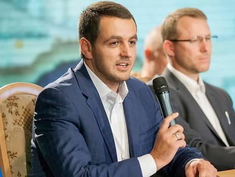 """Кличко отстранил от выполнения обязанностей директора """"Киевтранспарксервиса"""" Шамрая"""