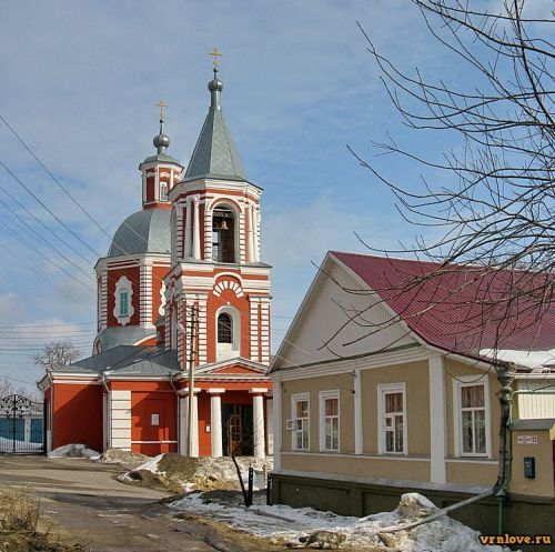 Ильинская церковь в Воронеже