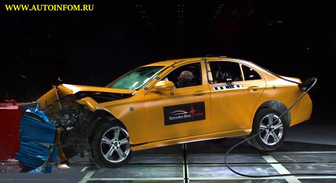 Новые краш тесты автомобилей
