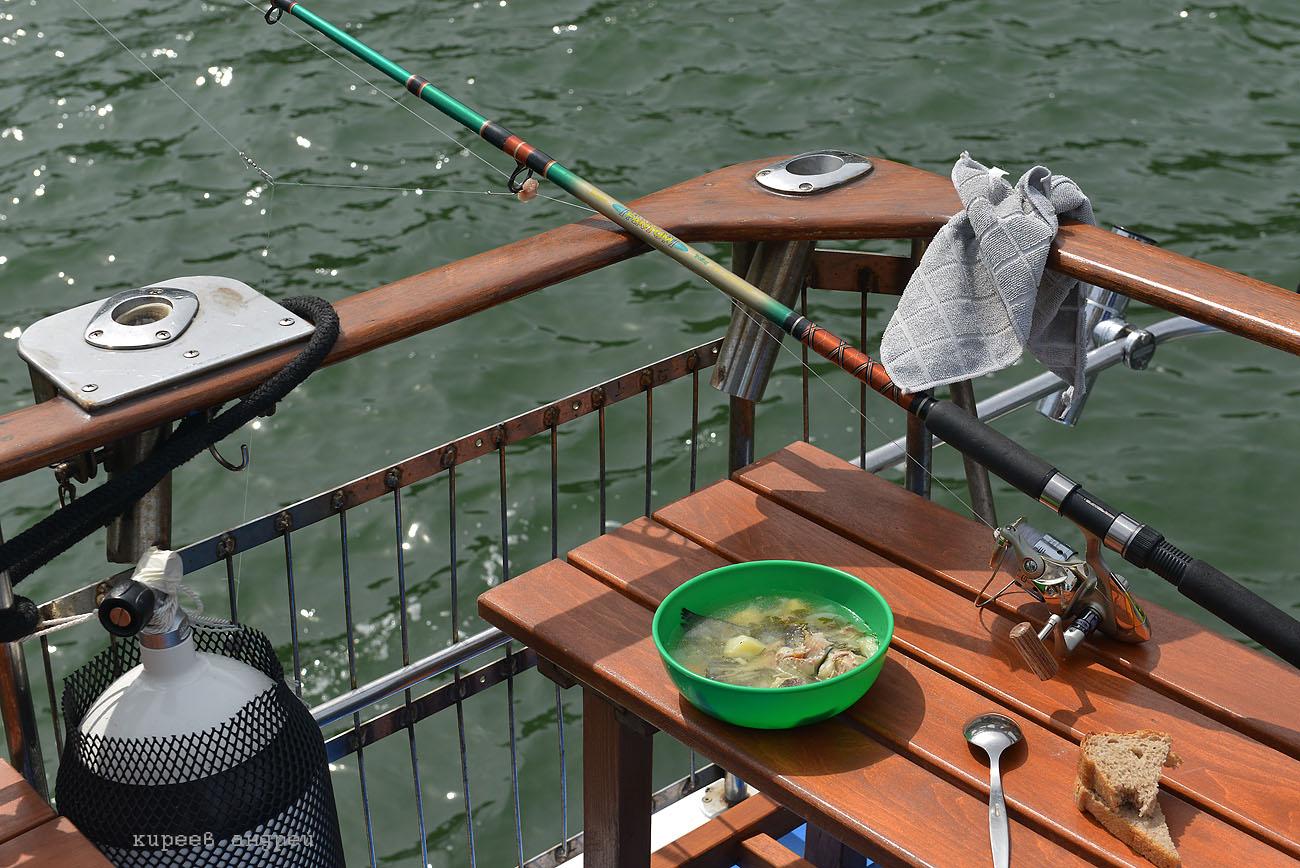 Рыбалка на Камчатке.