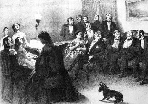 М.С. Башилов. Приятное семейство. Из иллюстраций к.jpg