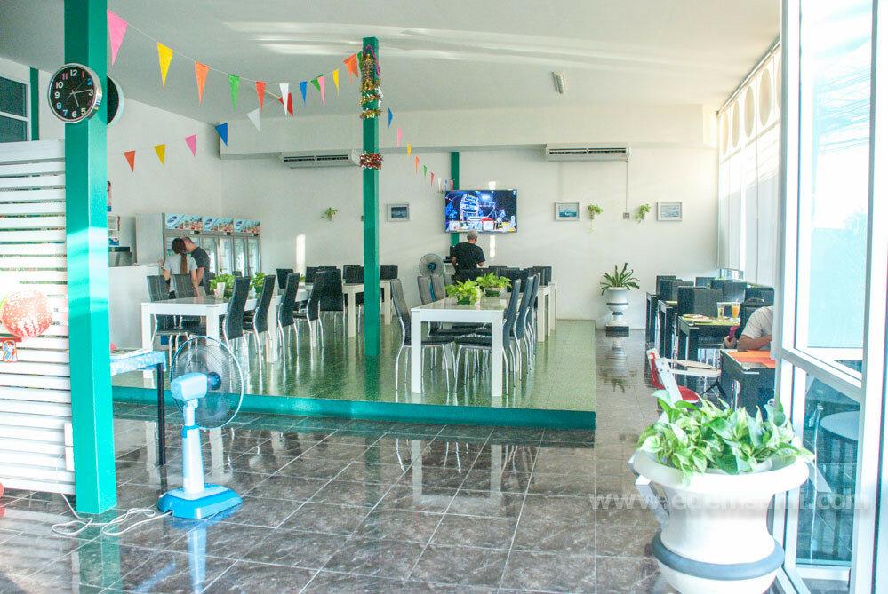 Детская игровая комната в Паттайе JoyMax
