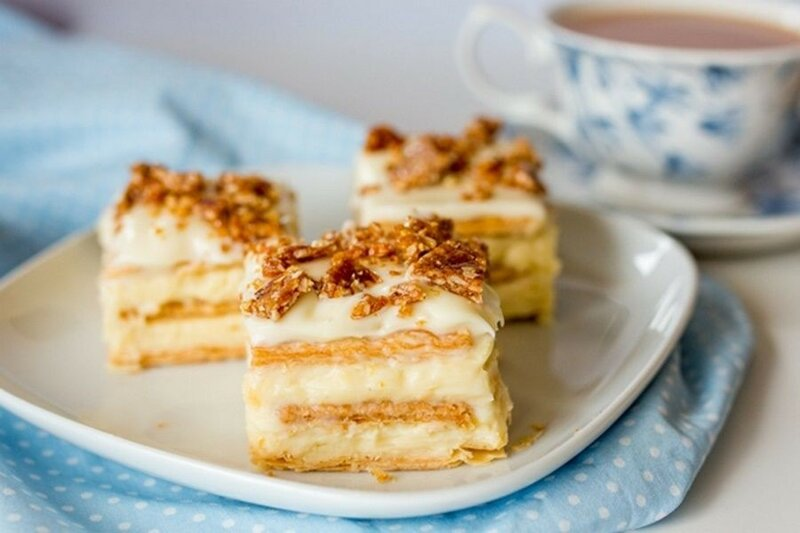 Торт «Королева Изабелла»