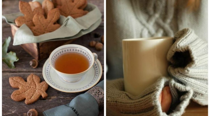 5 способов создать уют в доме к осени (2 фото)