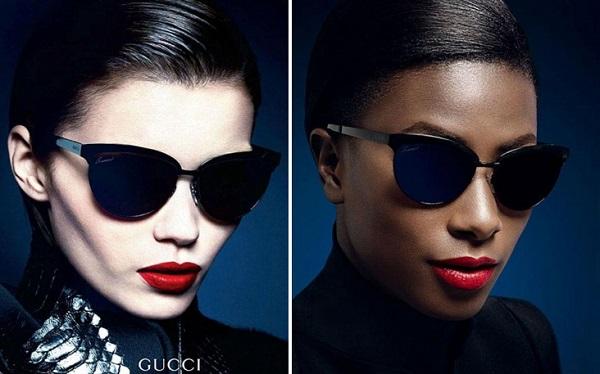 Эта темнокожая красавица доказала всему миру, что она ничем не хуже любой супермодели.