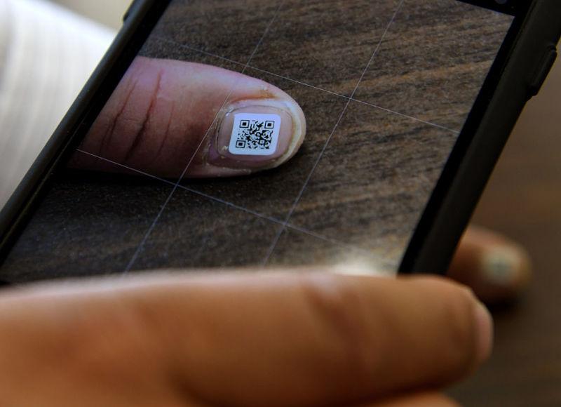 Пожилых японцев пометят QR-кодом (1 фото)