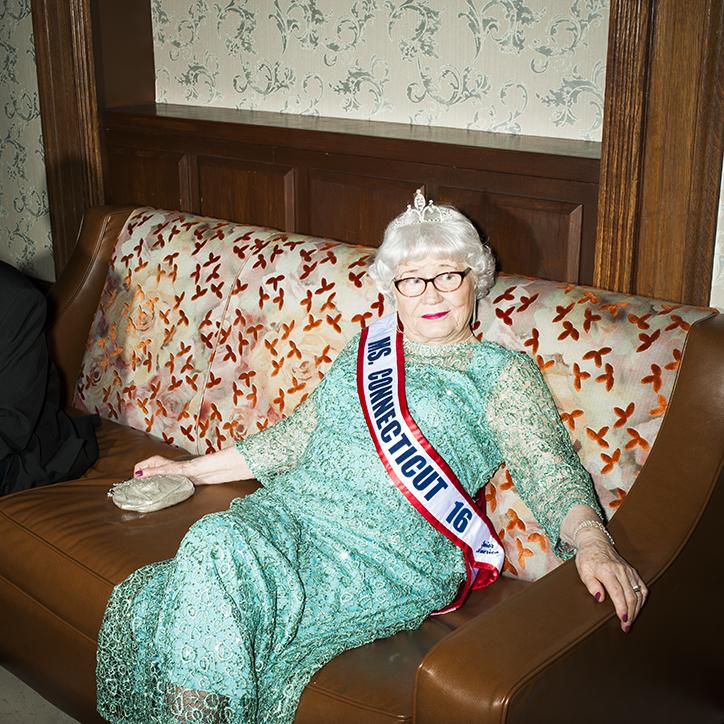 За кулисами конкурса красоты «Мисс Возрастная Америка» (13 фото)