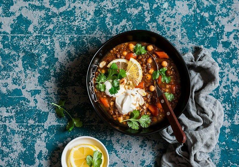 марокканский суп..