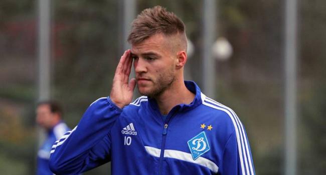 «Динамо» разгромило «Волынь» вчемпионате Украины