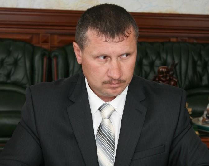 Александр Гордейчик переизбран надолжность руководителя Юргинского района