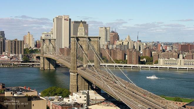 Появилось первое видео сместа трагедии пассажирского поезда вНью-Йорке