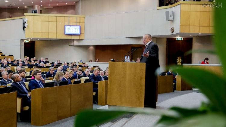 В государственной думе появится комиссия для анализа отчета Макларена