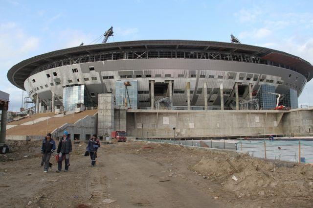 ФАС отыскала нарушение закона в договоре на«Зенит-Арену»