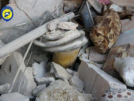 Асада обвинили вприменении хим. оружия