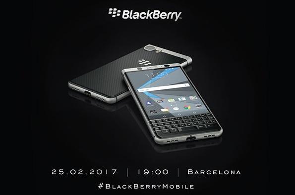 BlackBerry Меркури дебютирует 25февраля