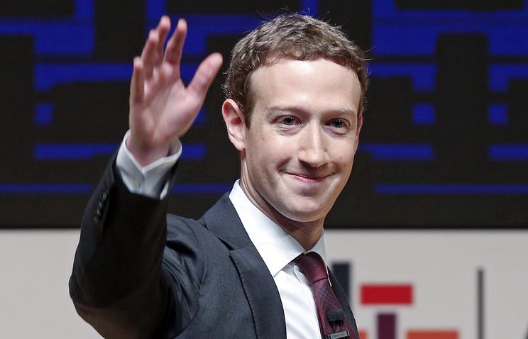 Цукерберг призвал общество двигаться попути глобализации
