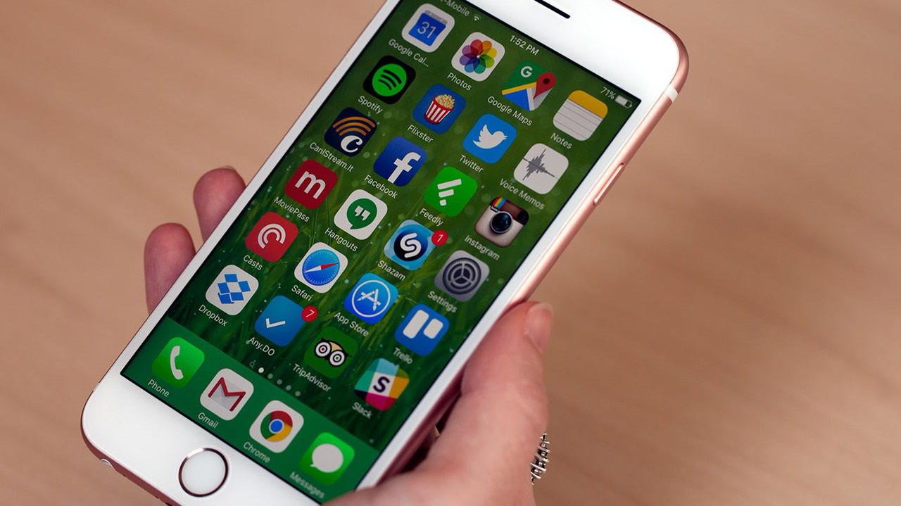 Предприниматель  судится сApple из-за нехватающих 4 гигабайт наiPhone 6s