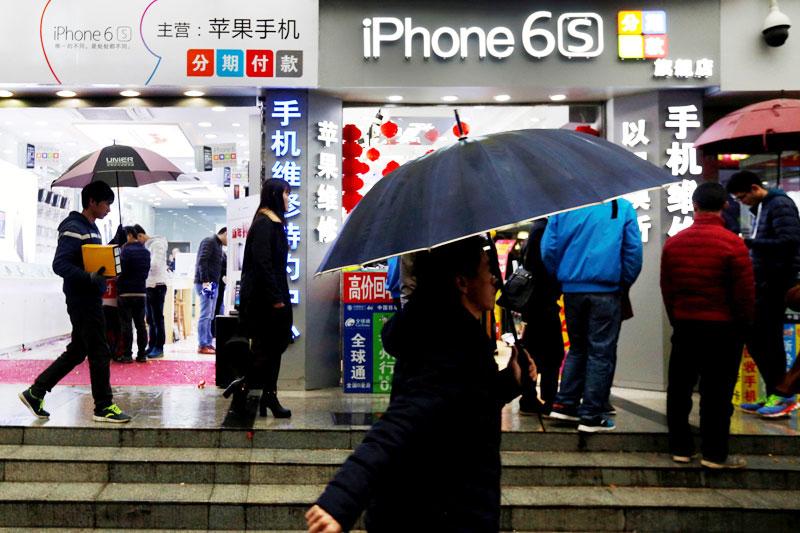 ВКитайской республике задержаны подозреваемые впродаже данных пользователей Apple