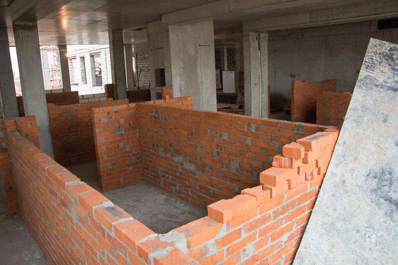 Строительство детского сада в Нахабино