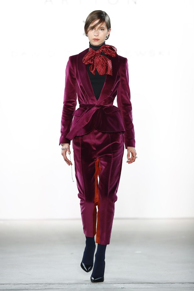 Picture Credit: Mercedes- Benz Fashion Week Berlin/ IMG Fashion Review by Sussan Zeck for D'SCENE Ma