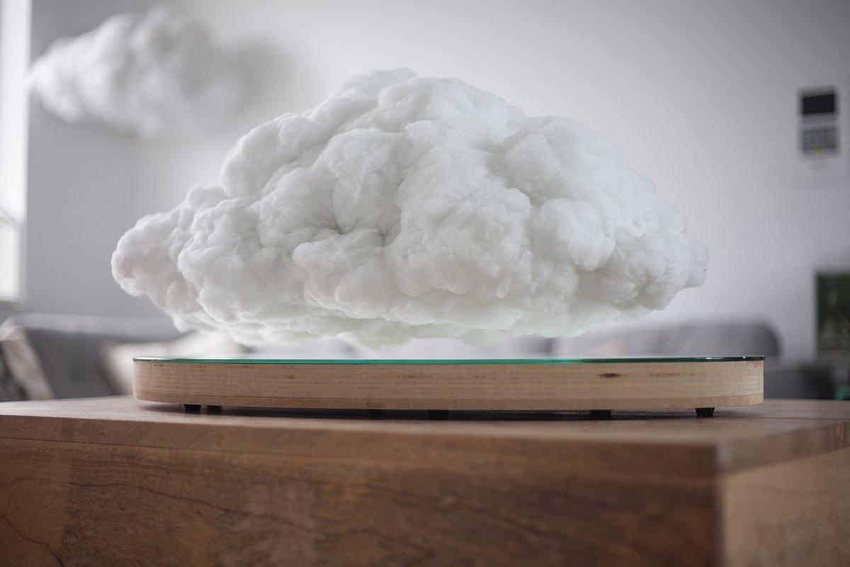 Парящее облако Making Weather