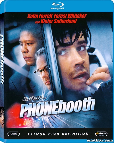 Телефонная будка / Phone Booth (2002/BDRip/HDRip)